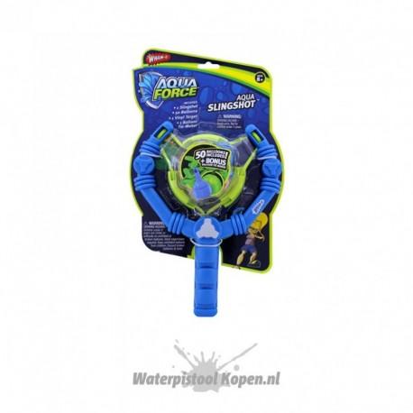 Wham-O Aqua Slingshot (inc. 50 waterballonnen)