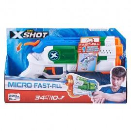 X-shot Fast-fill micro