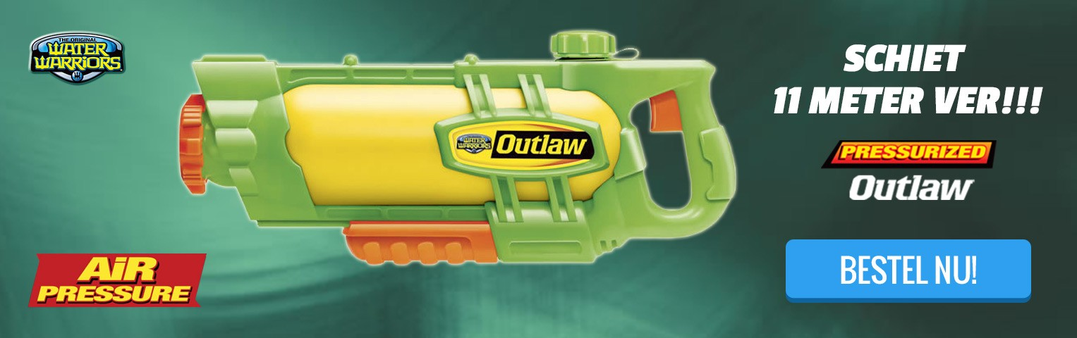 De Water Warriors Outlaw!